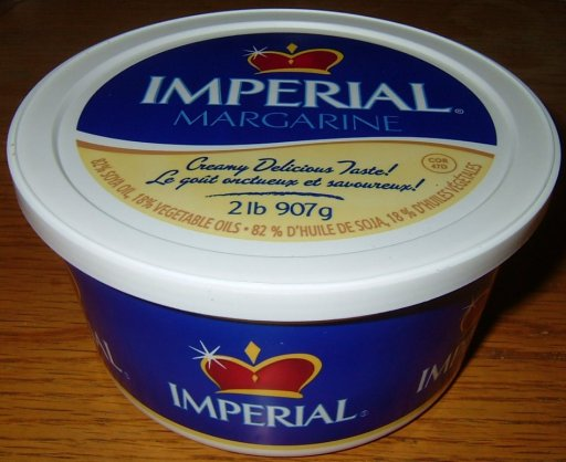 The margarine of my youth